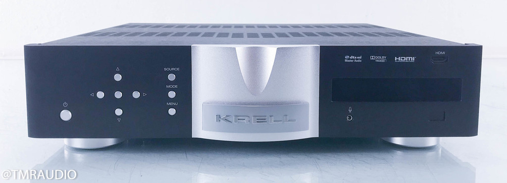 Krell Foundation Surround Processor 4K UHD