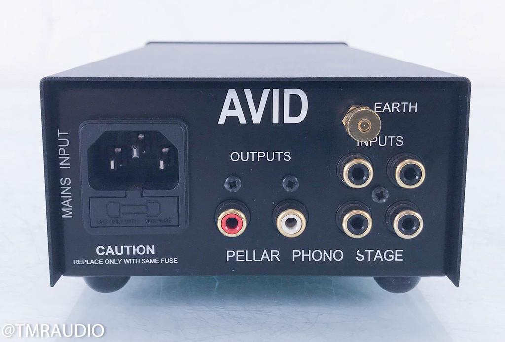 Avid Pellar Phono Preamplifier