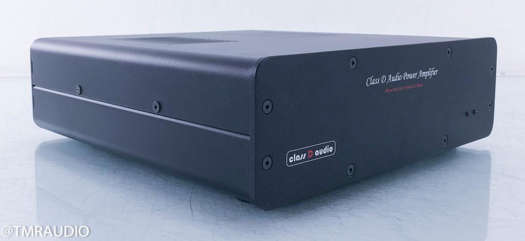 Class D Audio SDS-250CS Stereo Power Amplifier