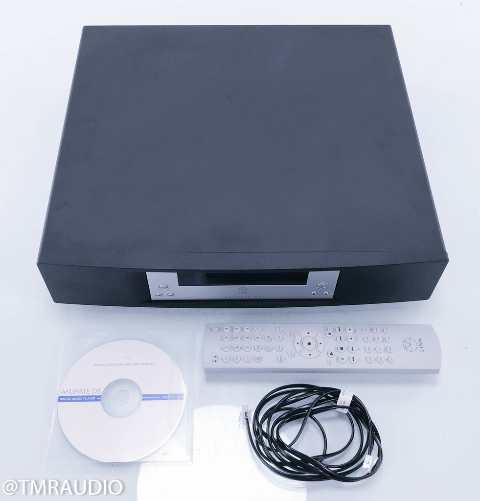 Linn Akurate DS Digital Network Player / Music Streamer