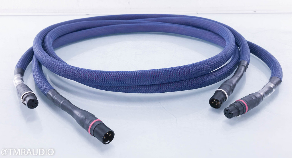 NBS Statement XLR Cables; 8ft Pair Interconnects