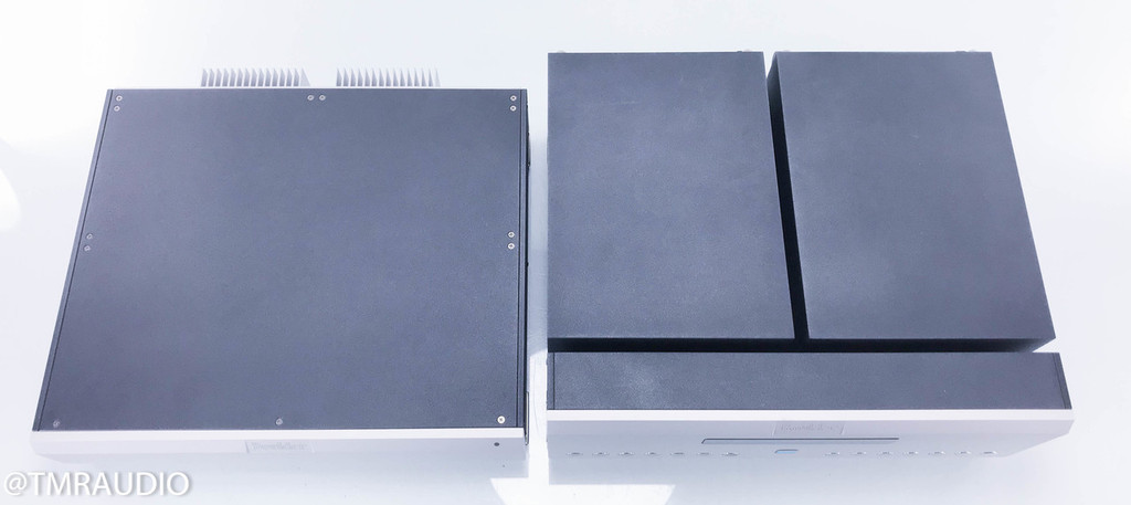 Boulder 2020 Advance DAC; D/A Converter; 2000 Triple Power Supply