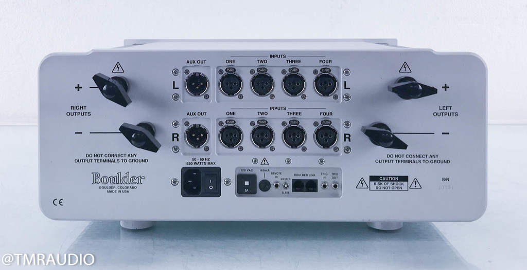 Boulder 865 Stereo Integrated Amplifier