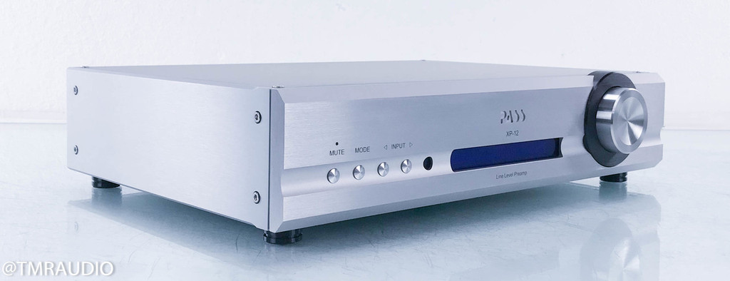 Pass Labs XP-12 Stereo Preamplifier
