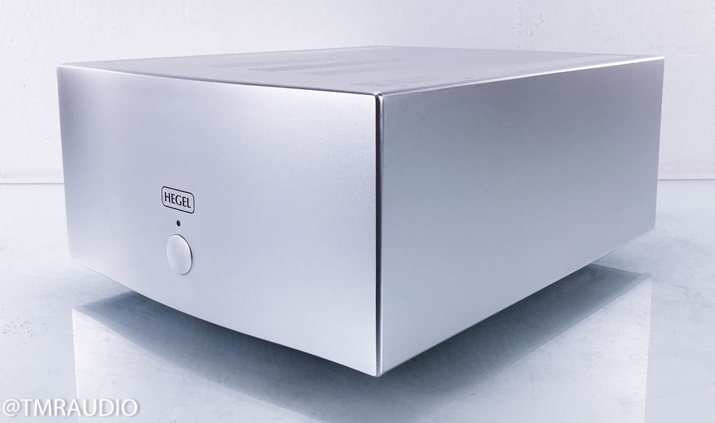 Hegel H4SE Stereo Power Amplifier