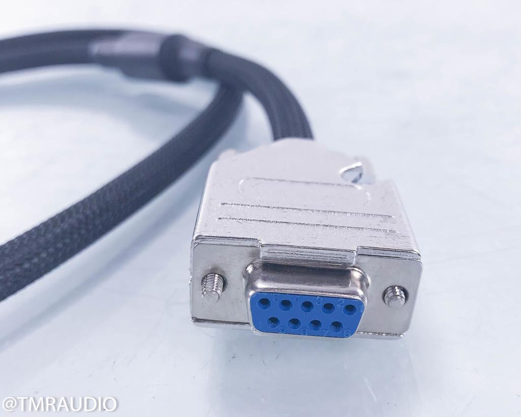 LessLoss Digital Clock Cable; Single 1m Interconnect (VGA to S/PDIF)