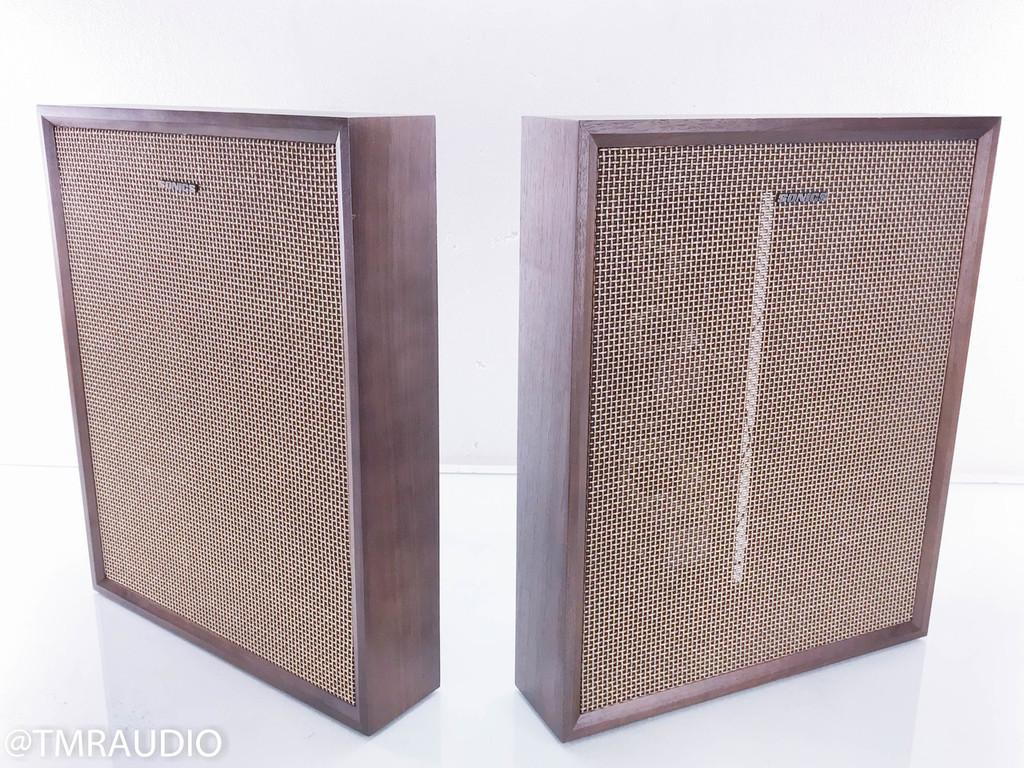 Sonics AS-66 Open Baffle Speakers; Pair; AS66
