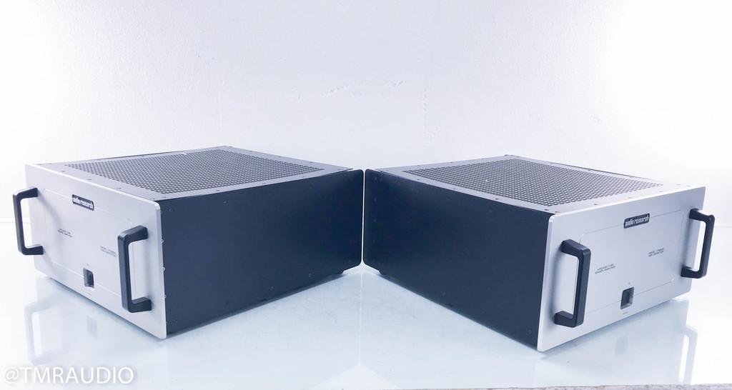 Audio Research VTM200 Mono Power Tube Amplifiers; Pair