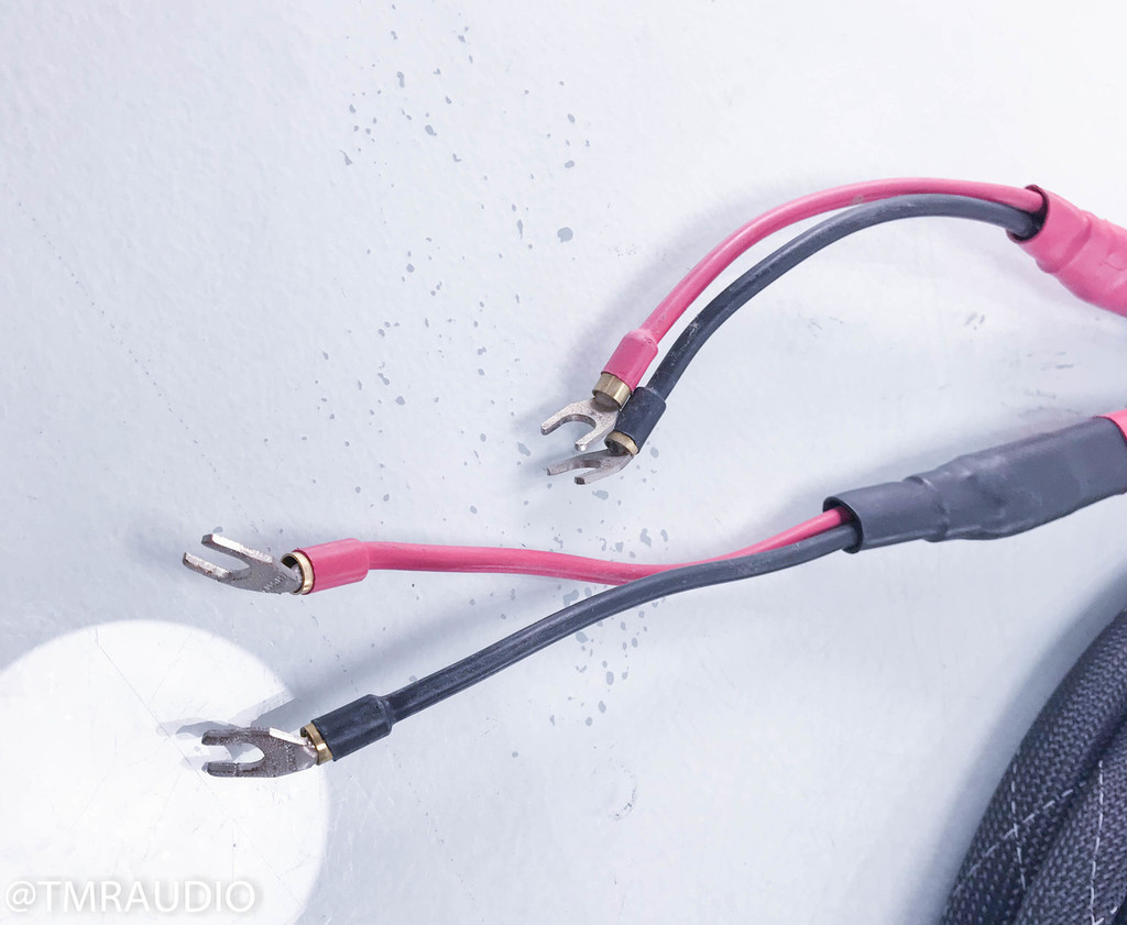 Synergistic Research Signature No. 2 Speaker Cables; 5m Pair