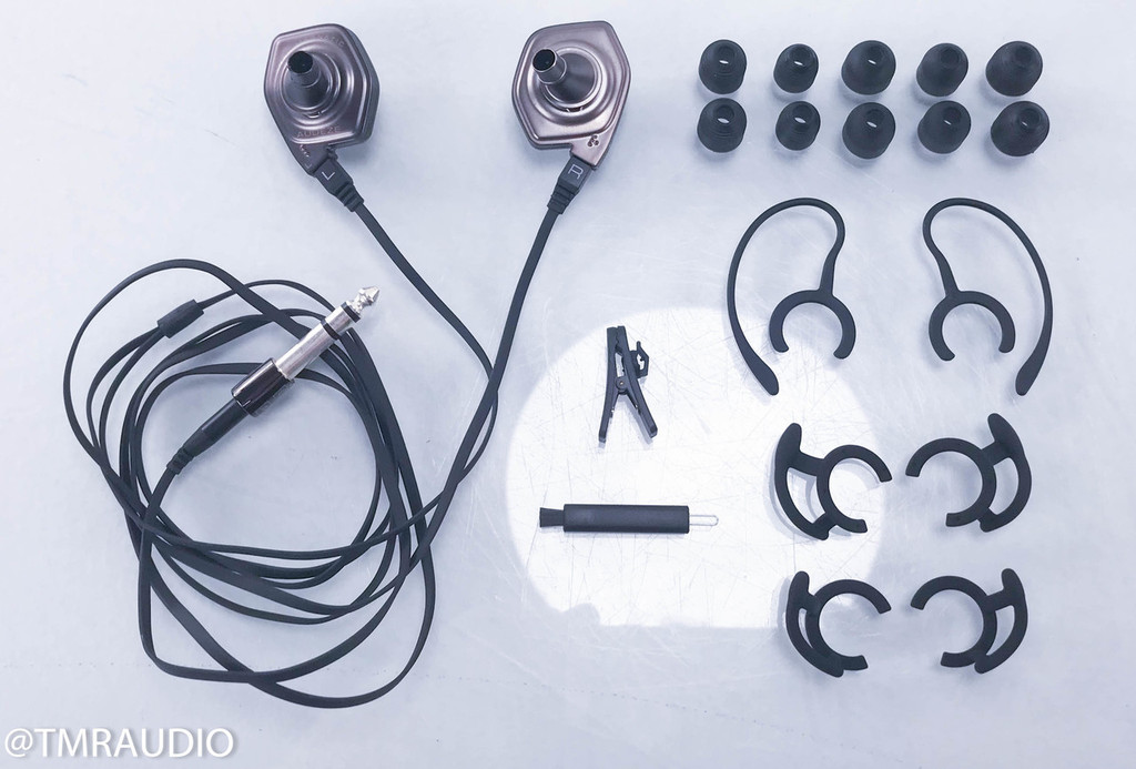 Audeze iSine20 In-Ear Monitors / Earbuds; iSine-20