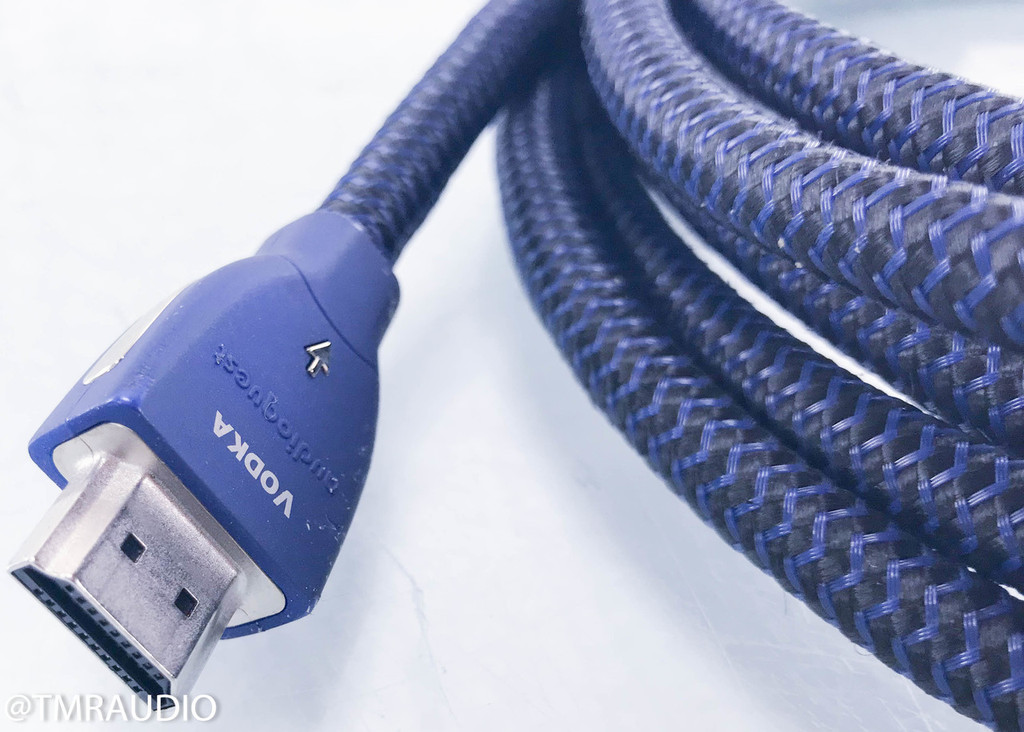 AudioQuest Vodka HDMI Cable; 3m Interconnect