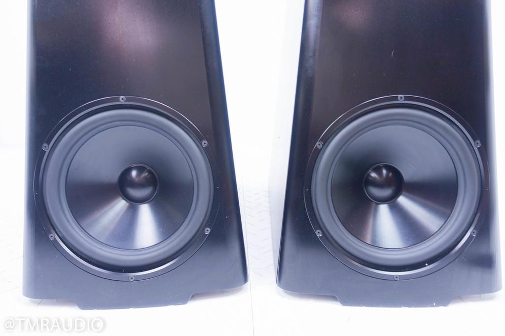 YG Acoustics Sonja 1.2 NVS Collaboration; Black Pair