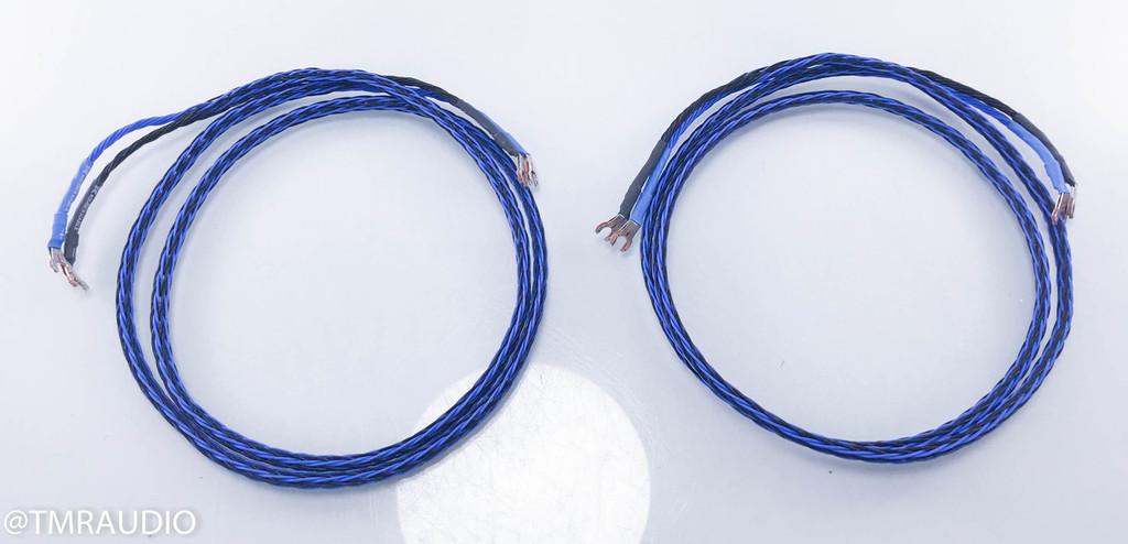 Kimber Kable Ascent 8TC Speaker Cables; 6ft Pair