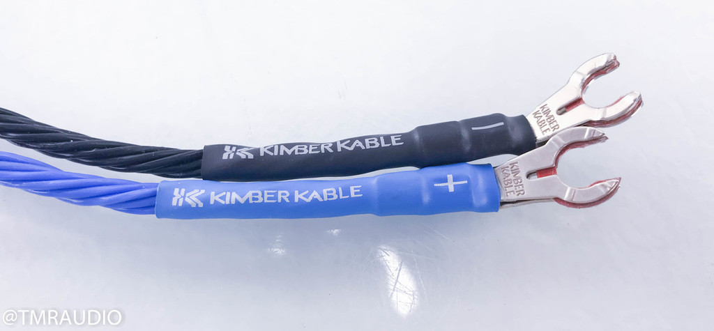 Kimber Kable Ascent 8TC Speaker Cable; Single 3ft Cable