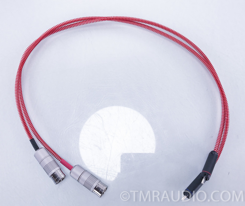 Anticables Level 3.0 Silver RCA to XLR Cables; .8m Pair Interconnects