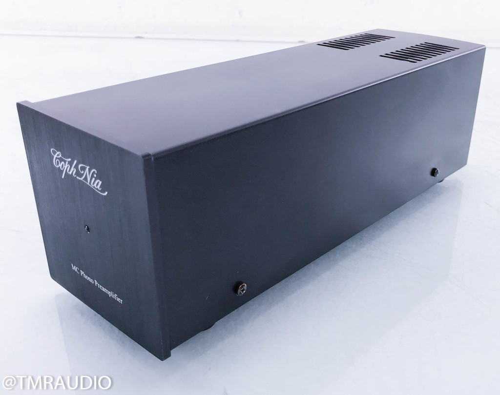 Coph Nia MC Phono Stage / Preamplifier; Preamp