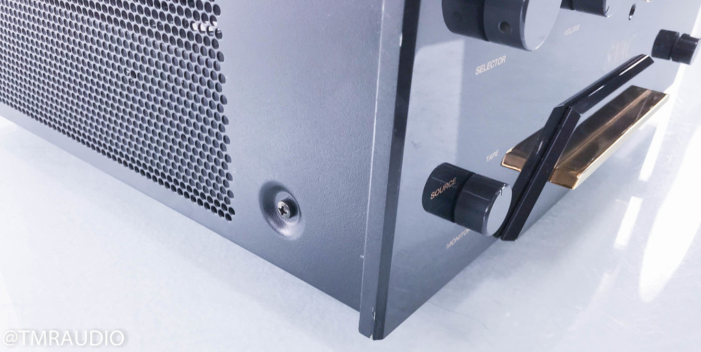 VAC Avatar SE Integrated Tube Amplifier; MM Phono; Upgraded to Special Edition