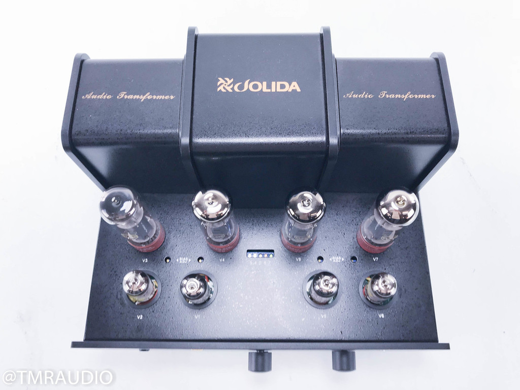 Jolida JD202BRC Stereo Tube Integrated Amplifier