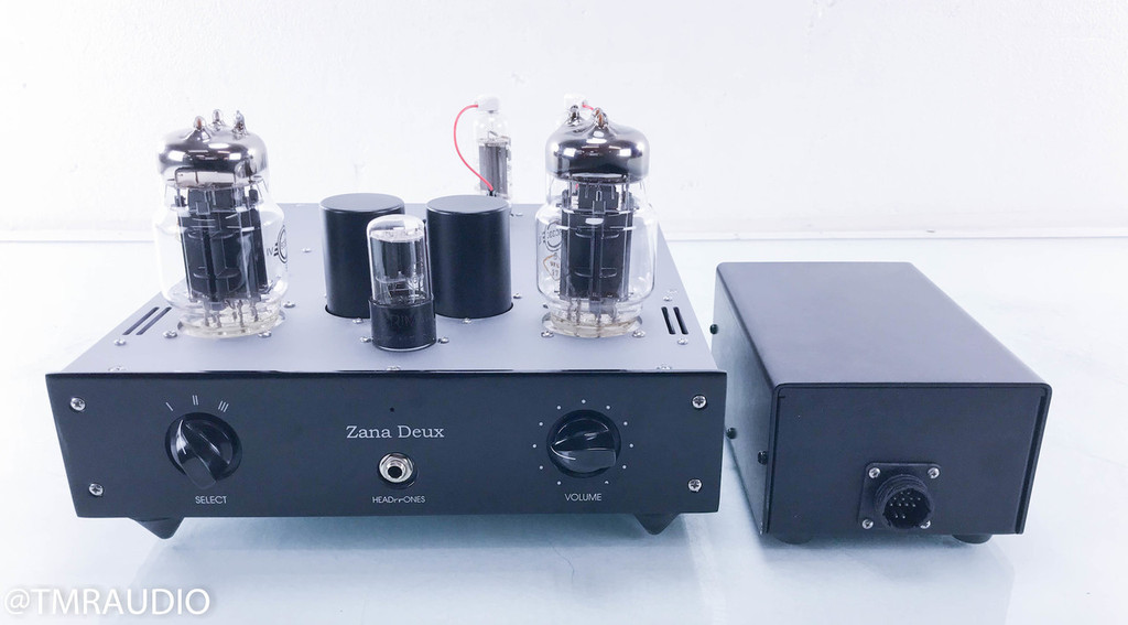 Eddie Current Zana Deux Tube Headphone Amplifier