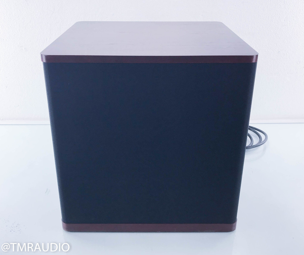 Vandersteen 2WQ Powered Subwoofer; Mahogany Walnut (AS-IS; non-working)