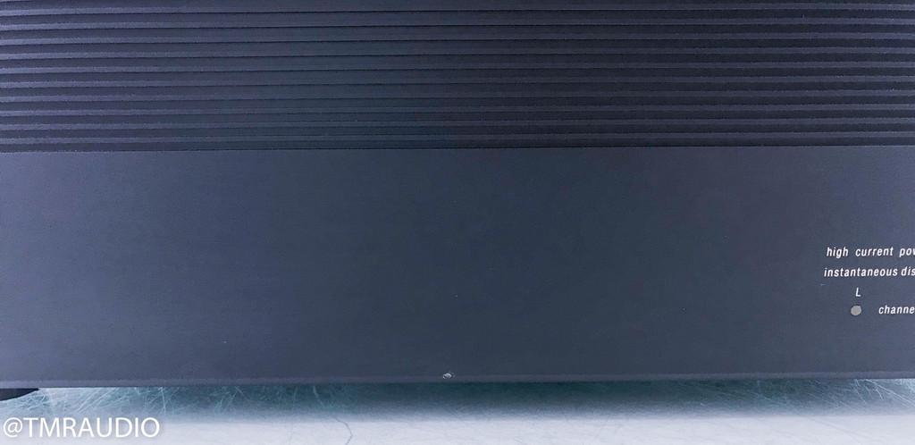 Adcom GFA-555II Stereo Power Amplifier; GFA555 ii