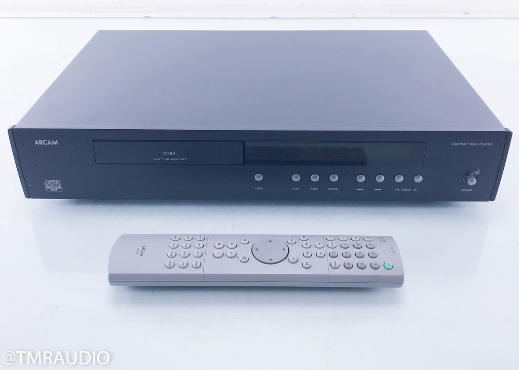 Arcam DiVA CD82 (T) CD Player; Text