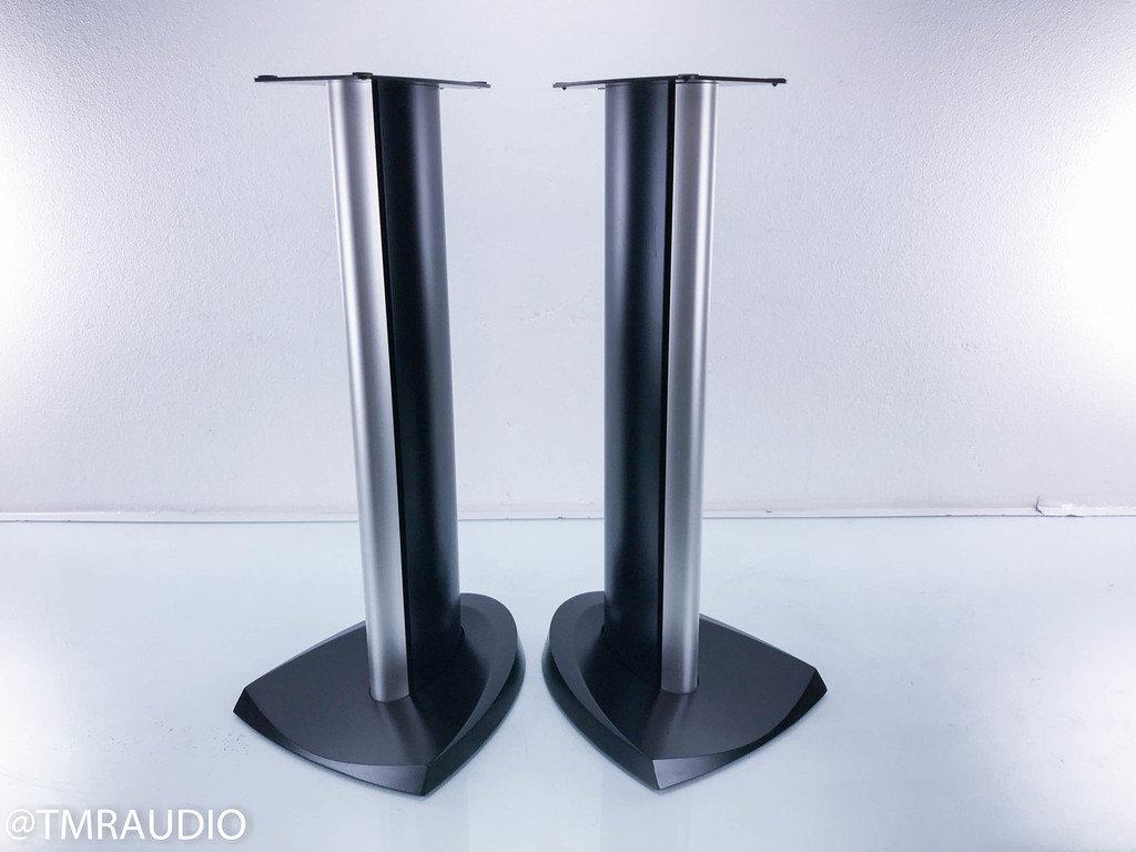 "Paradigm J-29 29"" Speaker Stands; Black/Silver Pair; J29"