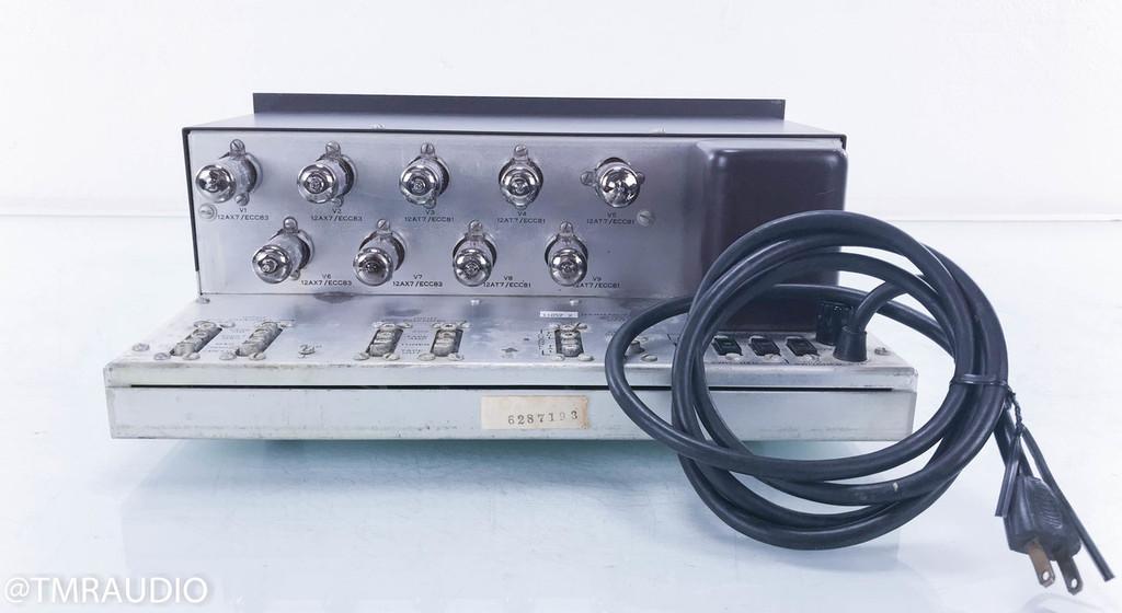 Harman Kardon Citation I Vintage Stereo Tube Preamplifier; Telefunken Tubes (7)