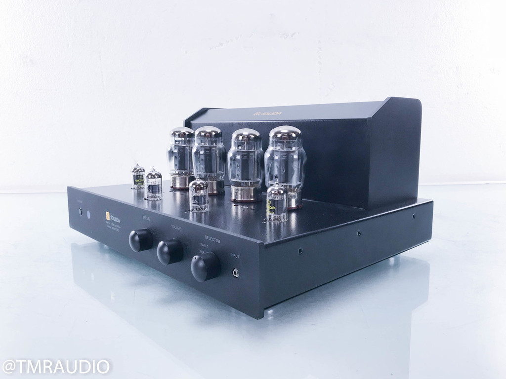 Jolida JD502CRC Integrated Stereo Tube Amplifier; JD-502-CRC