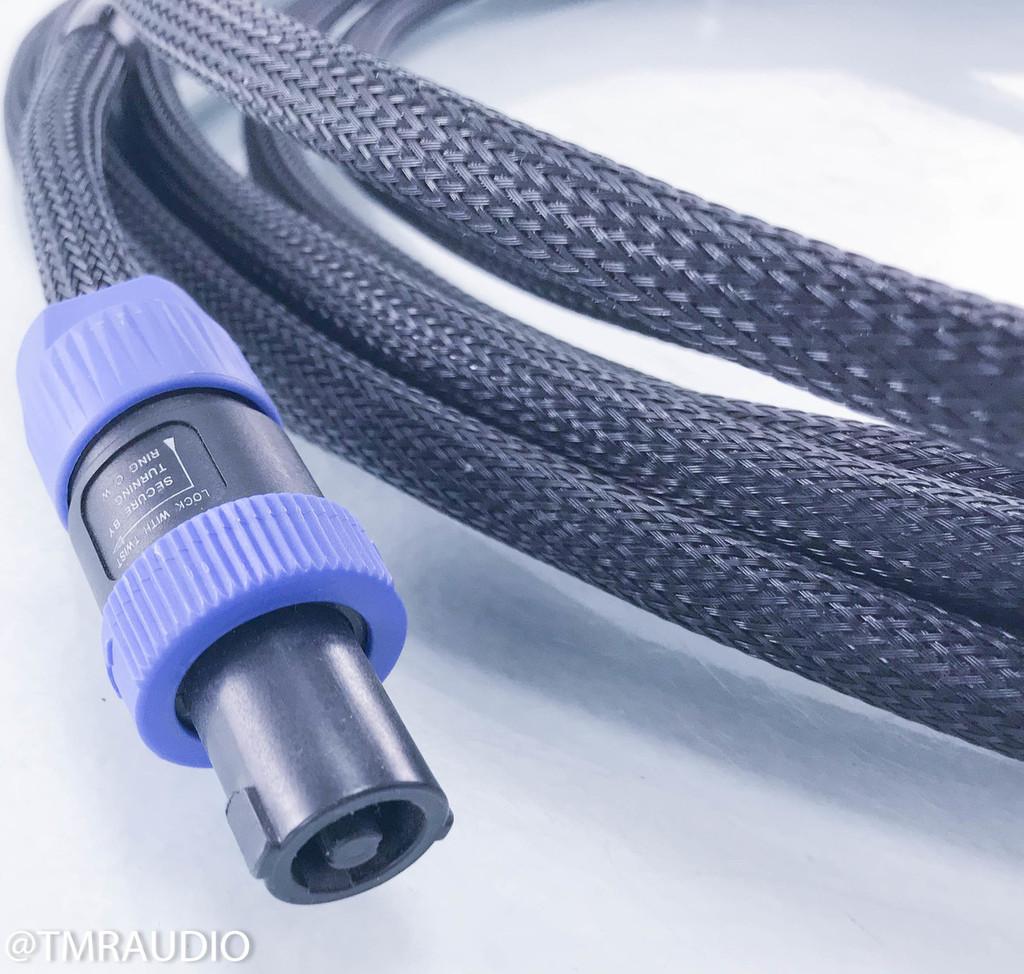 Audioquest Genesis V Speakon Subwoofer Cable; Single 30ft Cable