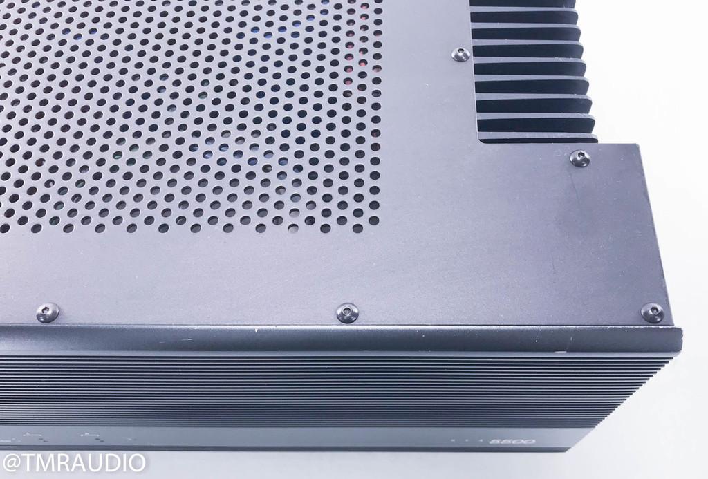 Adcom GFA-5500 Stereo Power Amplifier (2/2)