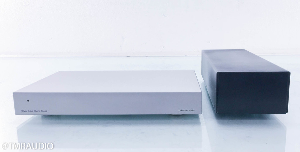 Lehmann Audio Silver Cube MC / MM Phono Preamplifier
