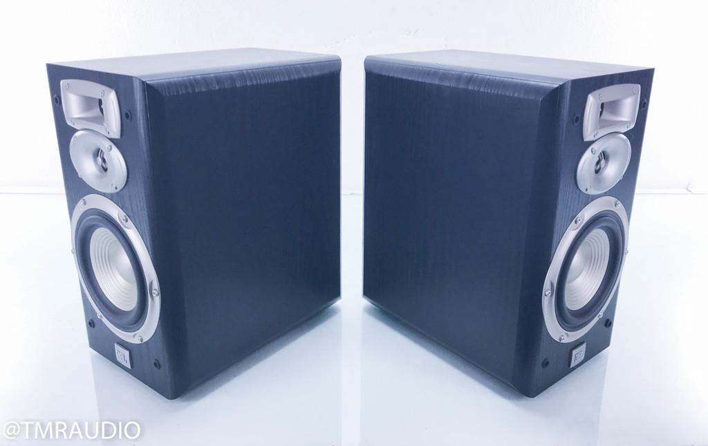 JBL Studio L830 Bookshelf Speakers; L Series; Black Pair