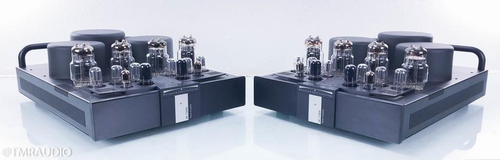 BAT VK-150SE Tube Mono Power Amplifier; Special Edition; Black Pair