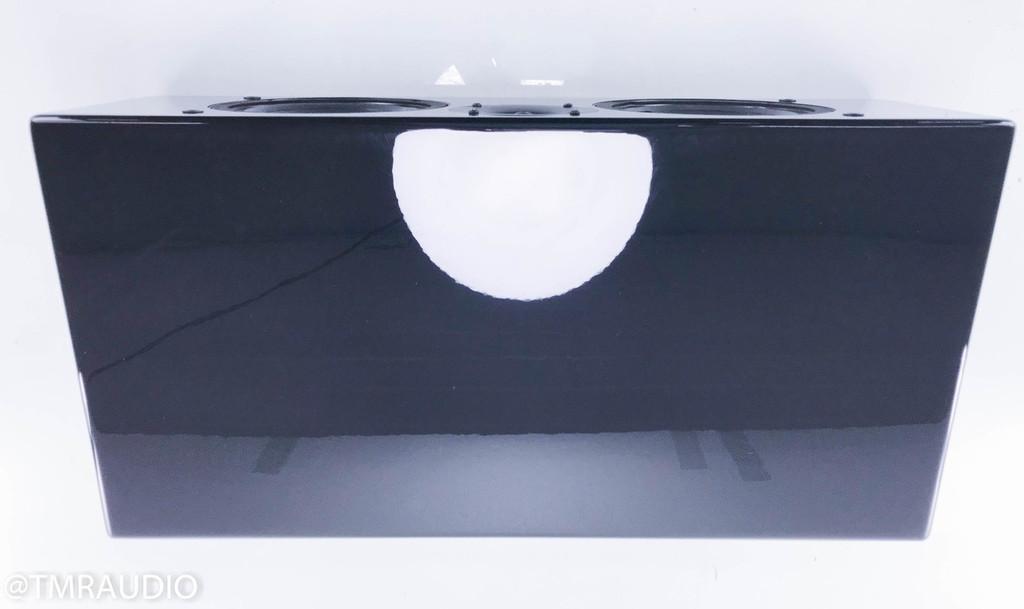 Solus SC-626 LCR / Center Channel Speaker; Black Lacquer; SC626
