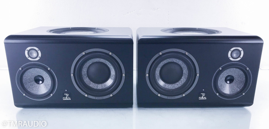 Focal SM9 Powered Studio Monitors / Bookshelf Speakers; Pair