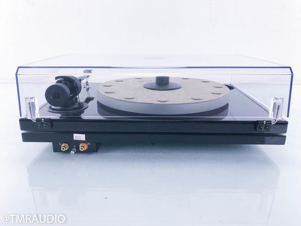 Music Hall MMF 7.1 Turntable; Black (No Cartridge)