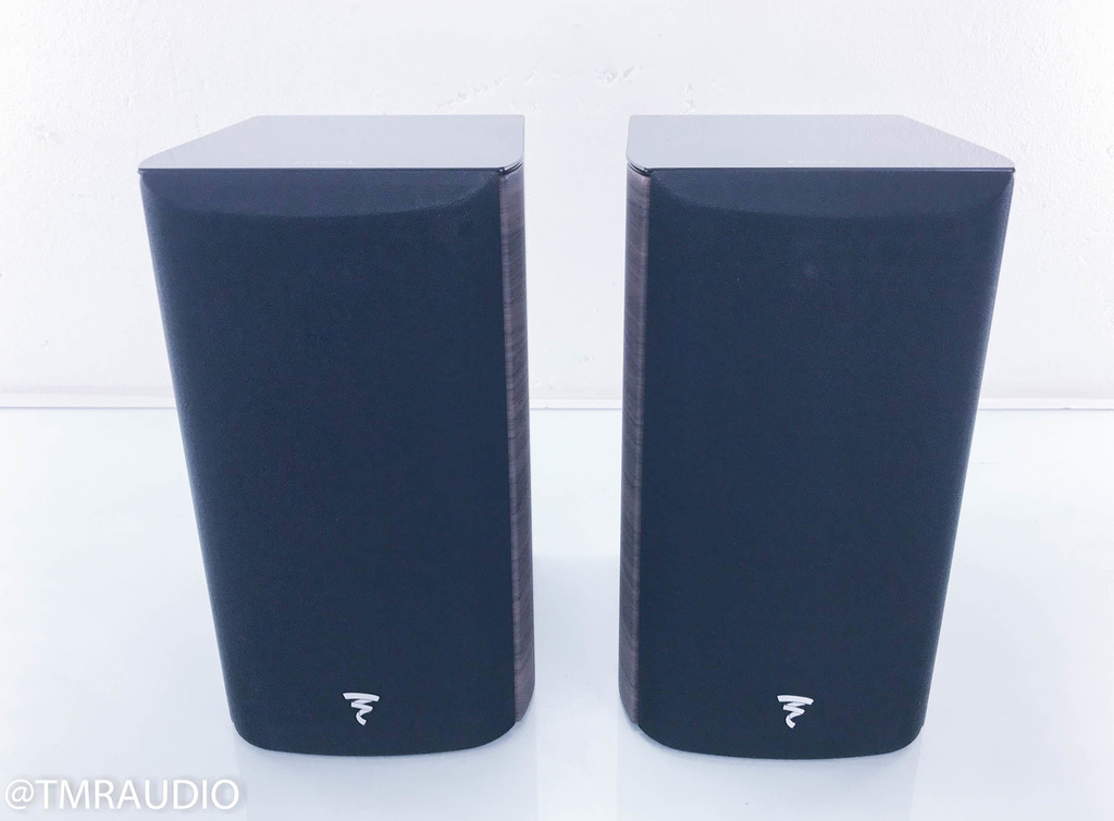 Focal Aria 906 Bookshelf Speakers; Walnut Pair