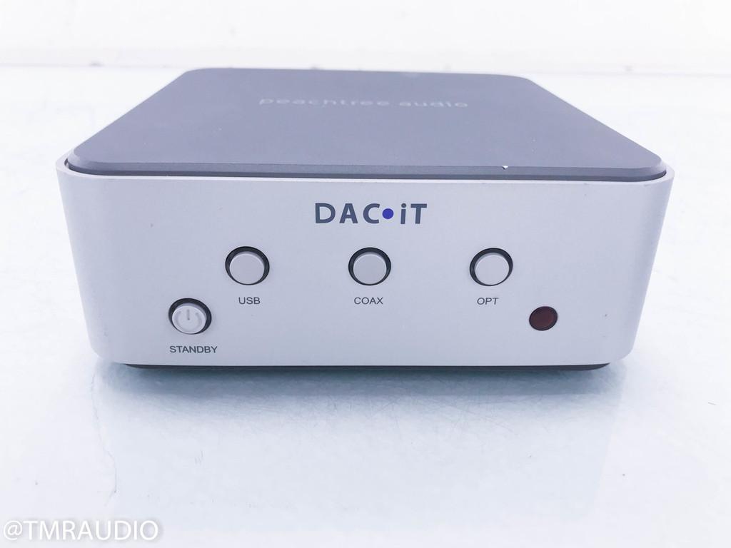 Peachtree DAC-iT DAC; D/A Converter (No Remote)
