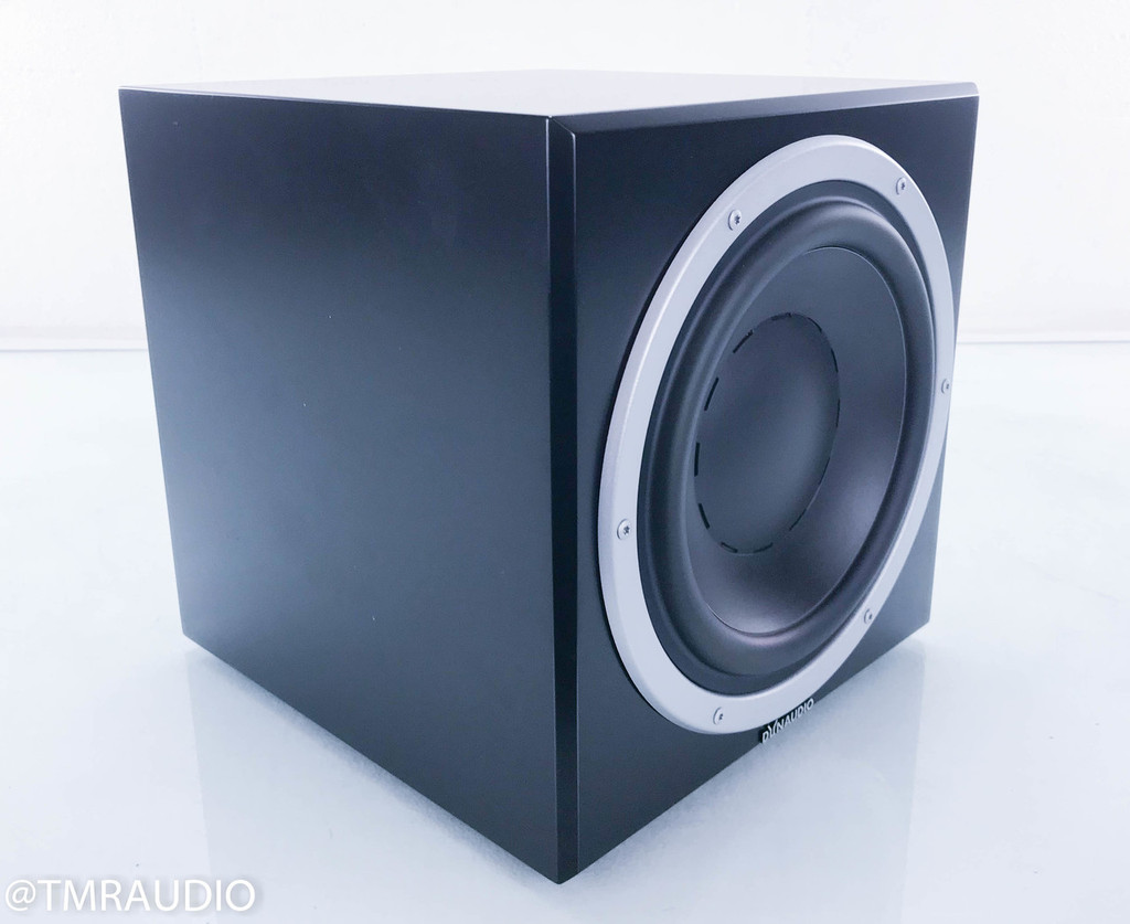 Dynaudio Sub 250 II Powered Subwoofer; Satin Black 250II
