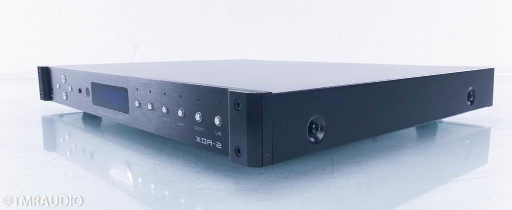 Emotiva XDA-2 DAC; D/A Converter; XDA2; Remote