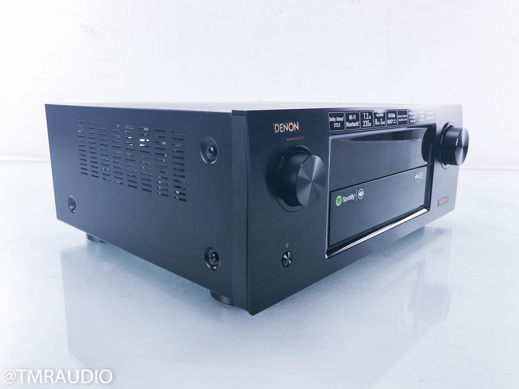 Denon AVR-X4200W 7.2 Channel Home Theater Receiver; 3D; 4K