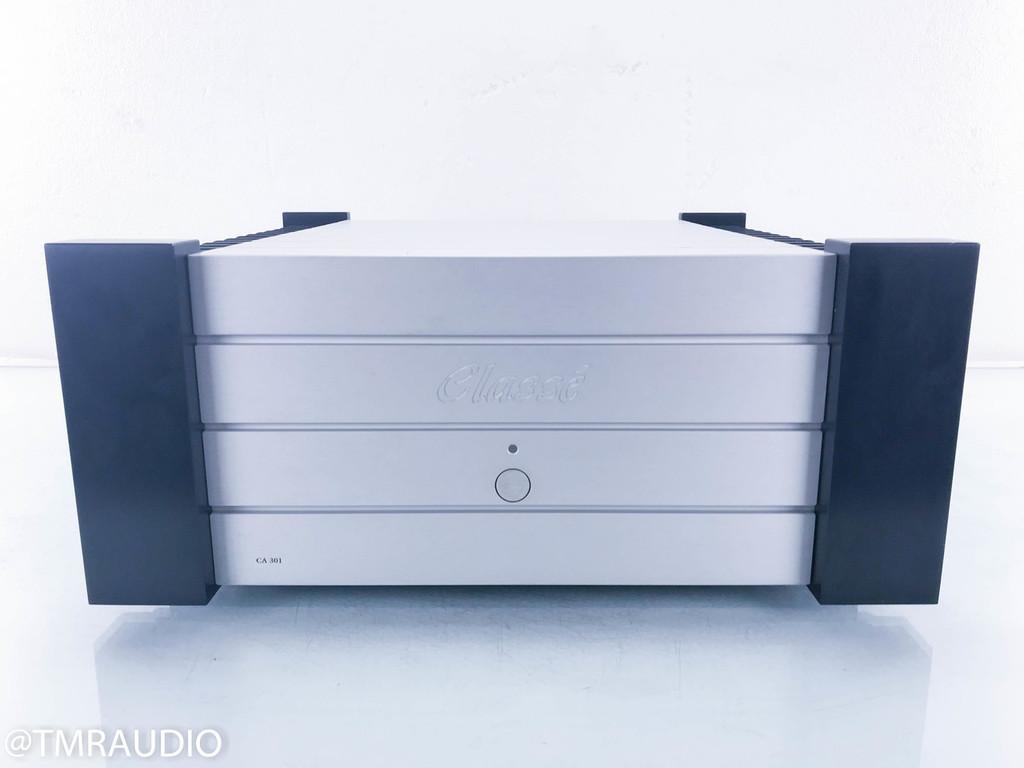 Classe CA 301 Stereo Power Amplifier; CA301