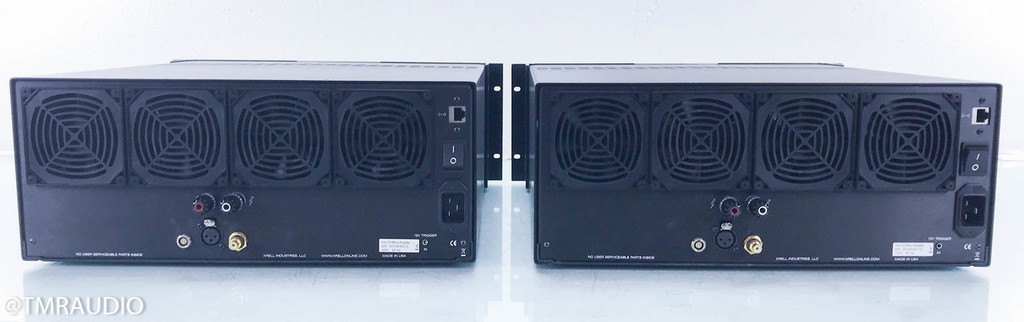 Krell Solo 575 Mono Power Amplifier; Pair