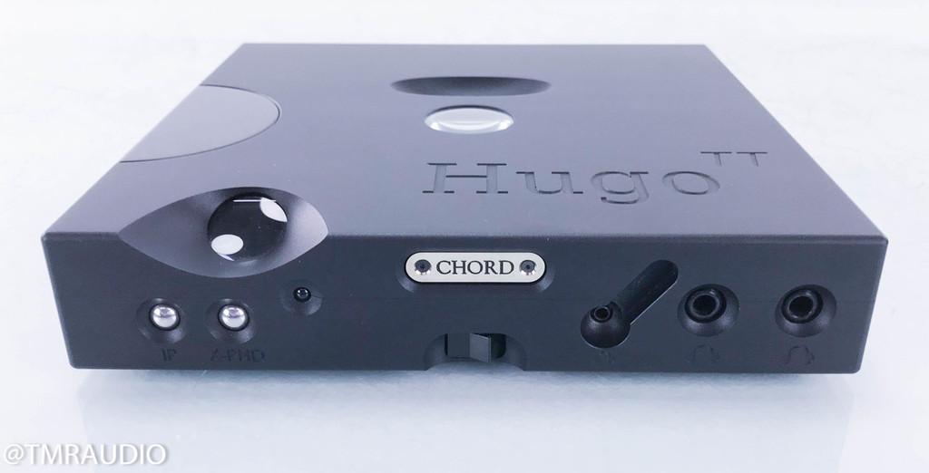 Chord Hugo TT DAC; D/A Converter; Headphone Amplifier