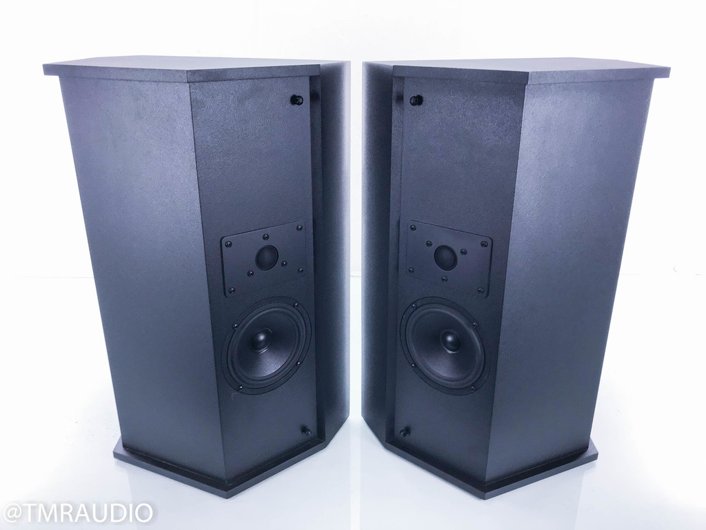 Fosgate SD-180 Surround Speakers; Black Pair; AS-IS (Separated surrounds) (2/2)