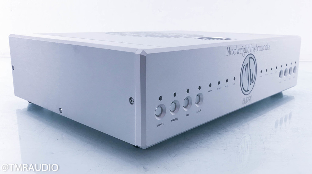 (hold straight trade KR RMA 5362 5/18 Louis Sohn) Modwright Instruments Elyse Tube DAC; D/A Converter