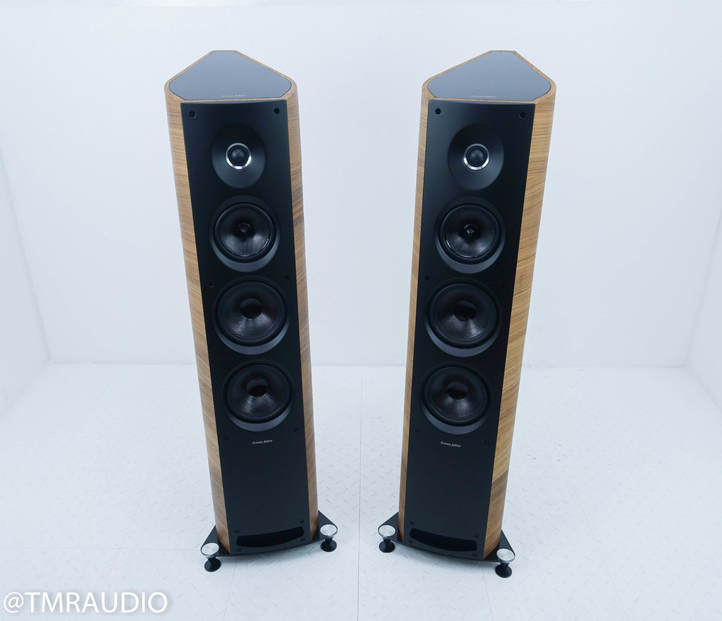 Sonus Faber Venere 3.0 Floorstanding Speakers; Wood Pair