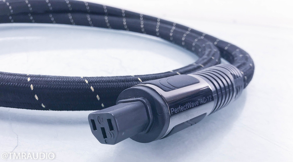 PS Audio PerfectWave AC-12 Power Cable; 2m AC Cord