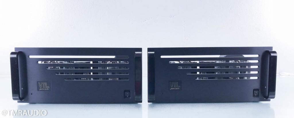 VTL MB185 Signature Mono Tube Power Amplifier; Black Pair